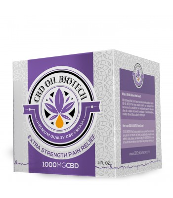 BIO CBD Cream 1000mg