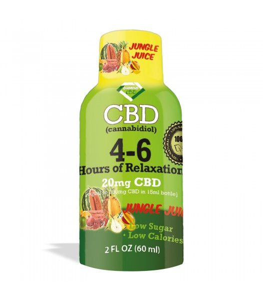CBD Shots 20 mg Jungle Juice