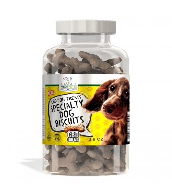 PET Treats 100 mg (Specialty Dog Biscuits)