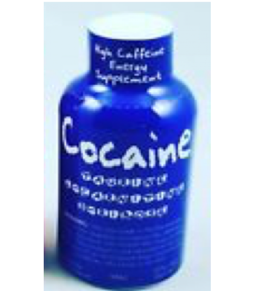 High Caffeine Energy Supplement