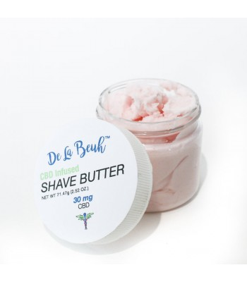 Lavender Shaving Butter
