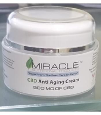 Anti-Aging Cream 500 mg 1 oz