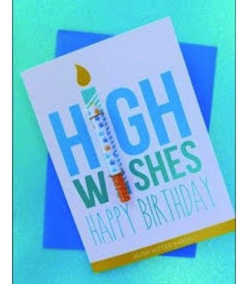 HIGH WISHES KARD