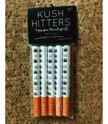 KUSH HITTERS set of 5
